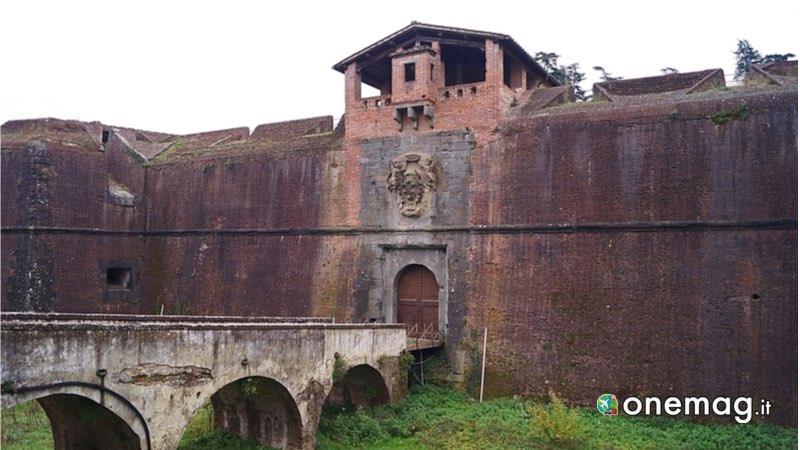 Fortezza San Barbara, Pistoia