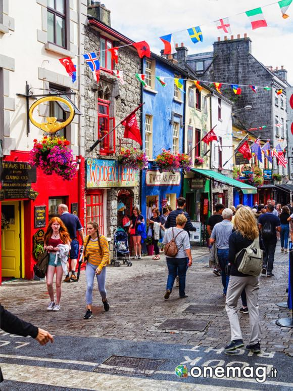 Cosa vedere a Galway, centro storico