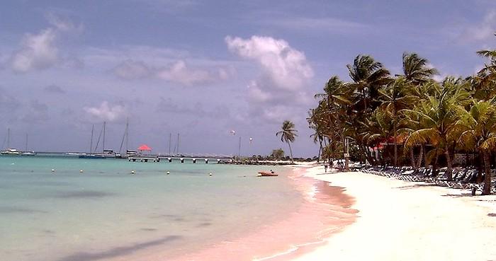 Cosa vedere a Guadalupe, spiaggia