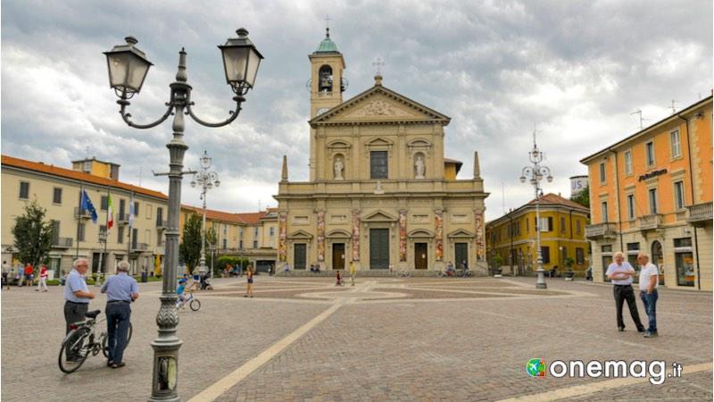 Cosa vedere a Saronno, Parrocchia dei Santi Pietro e Paolo