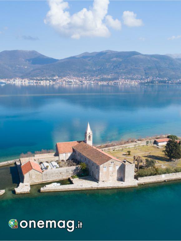 Cosa vedere a Tivat: Isola di San Marco