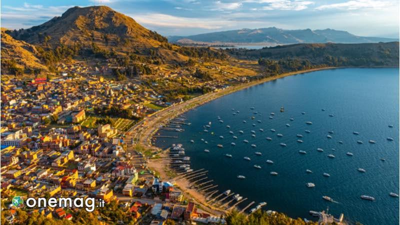 Lago Titicaca, Perù e Bolivia