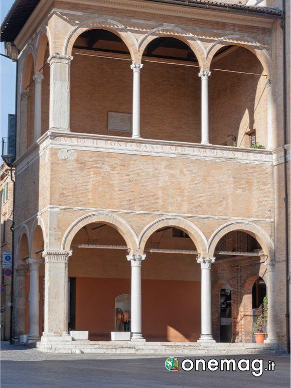 Loggia dei Mercanti, cosa vedere a Macerata