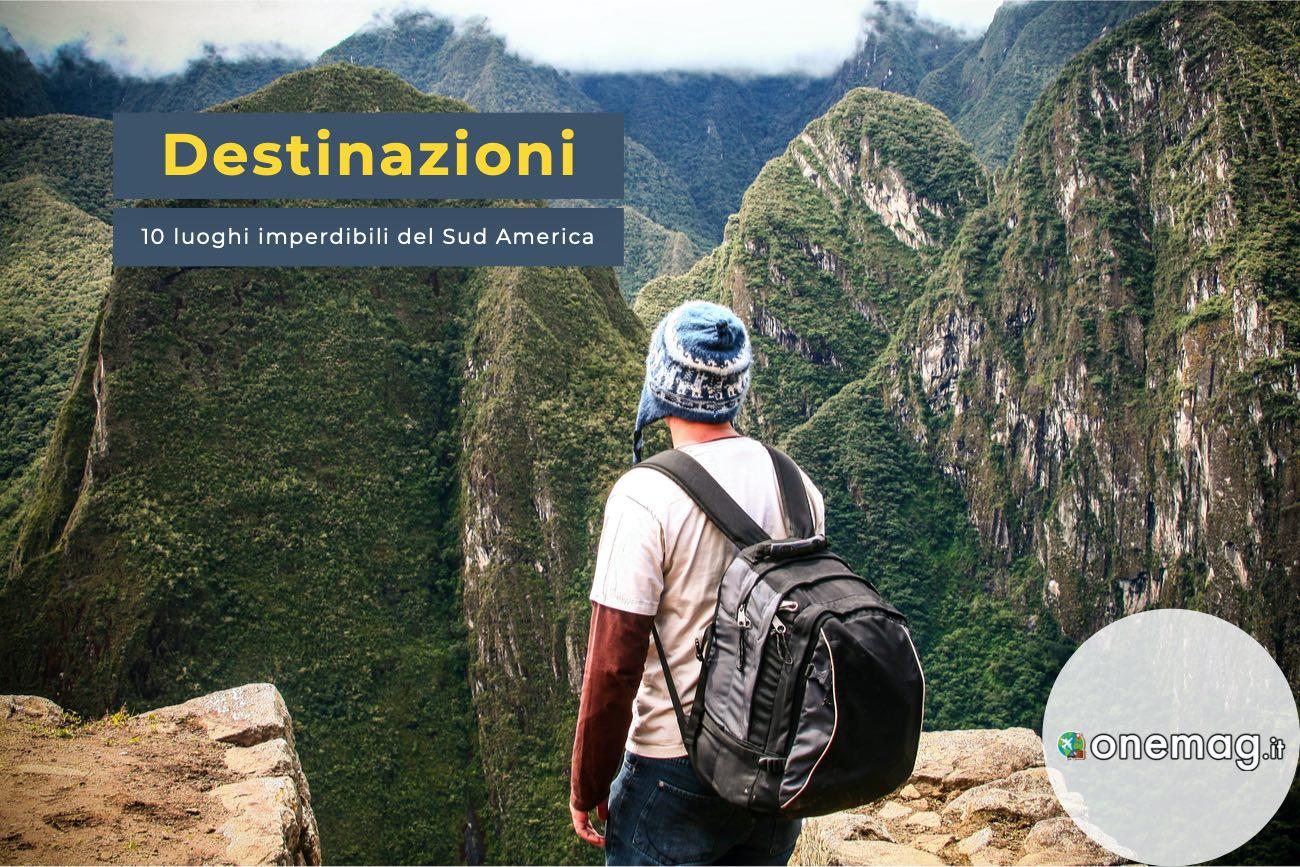 10 luoghi imperdibili in Sud America