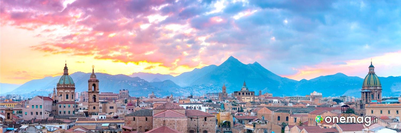 Guida turistica di Palermo, panorama sulla città