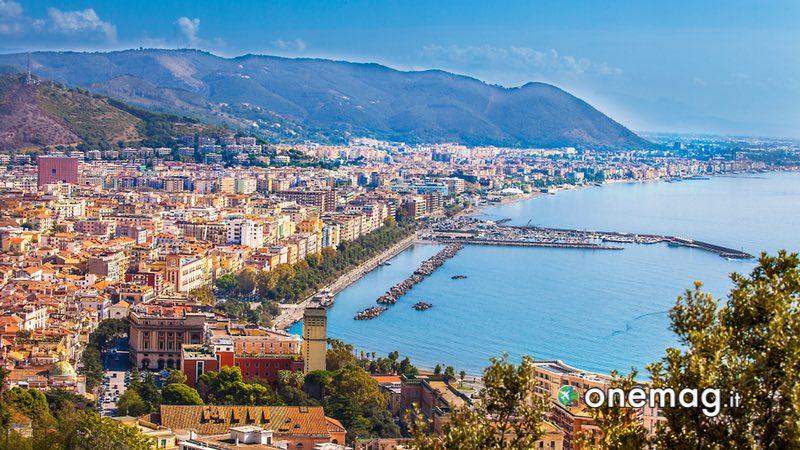 Panorama su Salerno