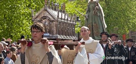 Processione del Santo Sangue, Bruges