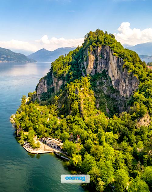 Cosa vedere sul Lago Maggiore, la Rocca di Caldè