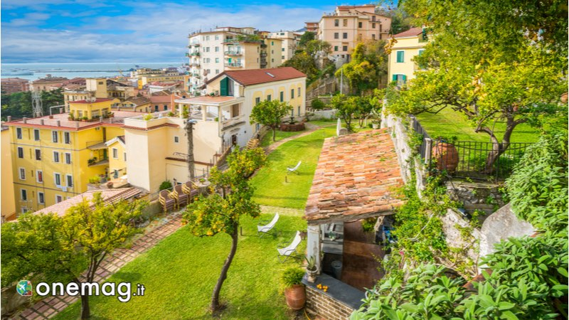 Cosa vedere a Salerno - Giardino della Minerva