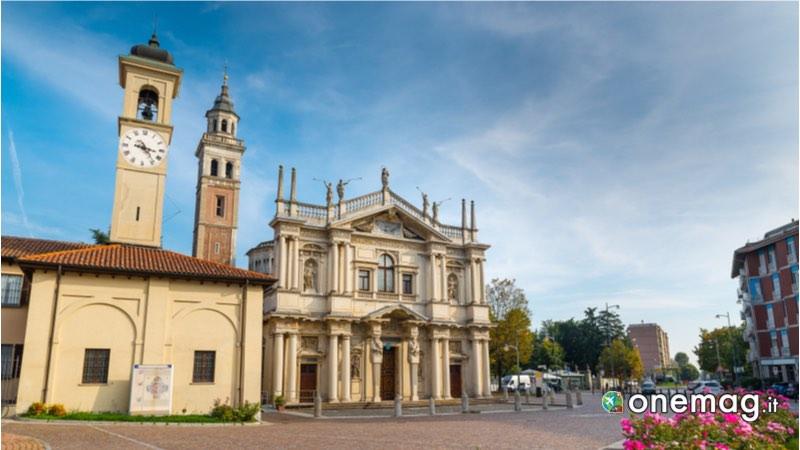 Cosa vedere a Saronno, Santuario della Beata Vergine dei Miracoli