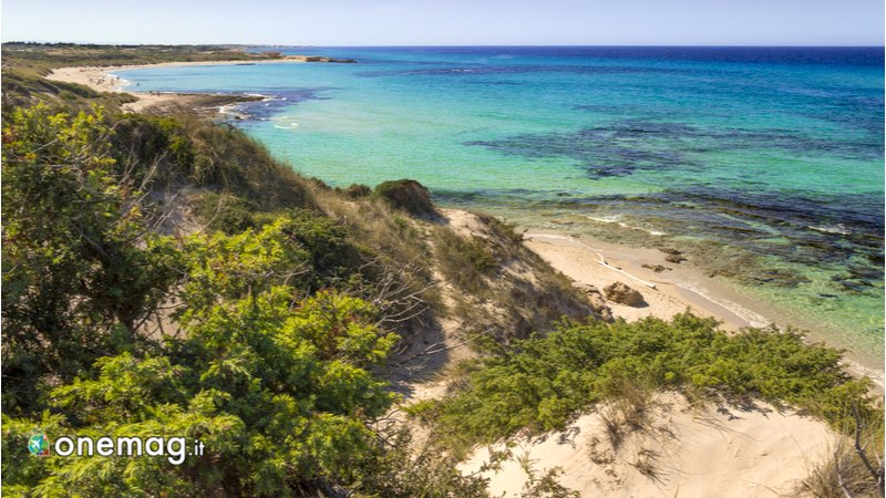 Spiagge di Carovigno, Puglia