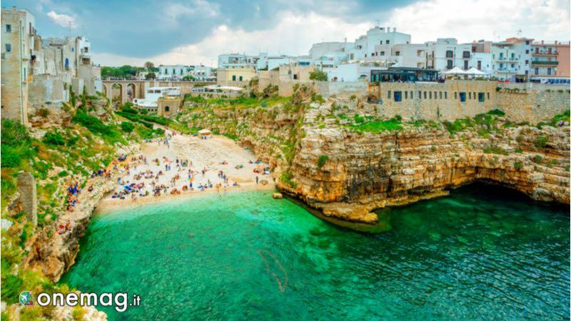 Spiaggia Cala Porto Puglia