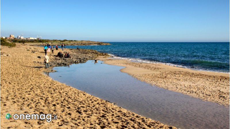 Spiaggia Torre Colimena, Puglia