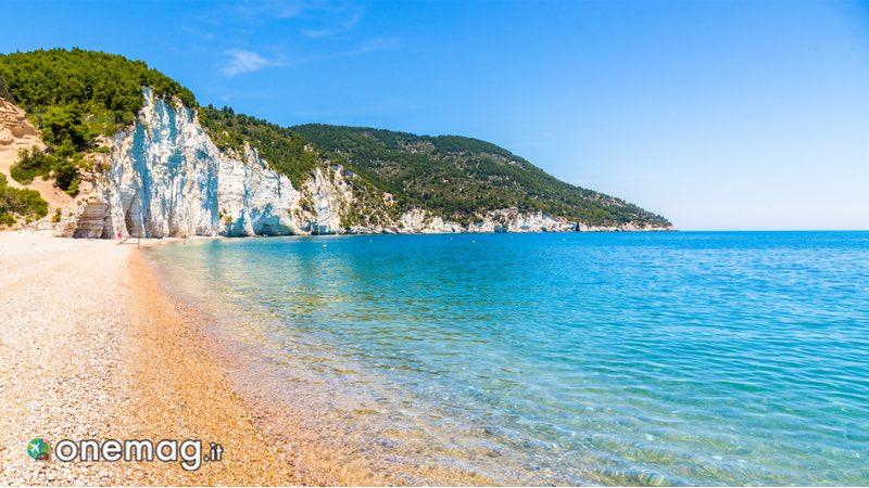 Spiaggia di Vignanotica, Puglia