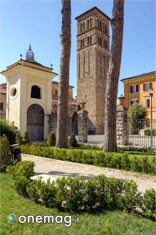 Torre della Cattedrale di Rieti