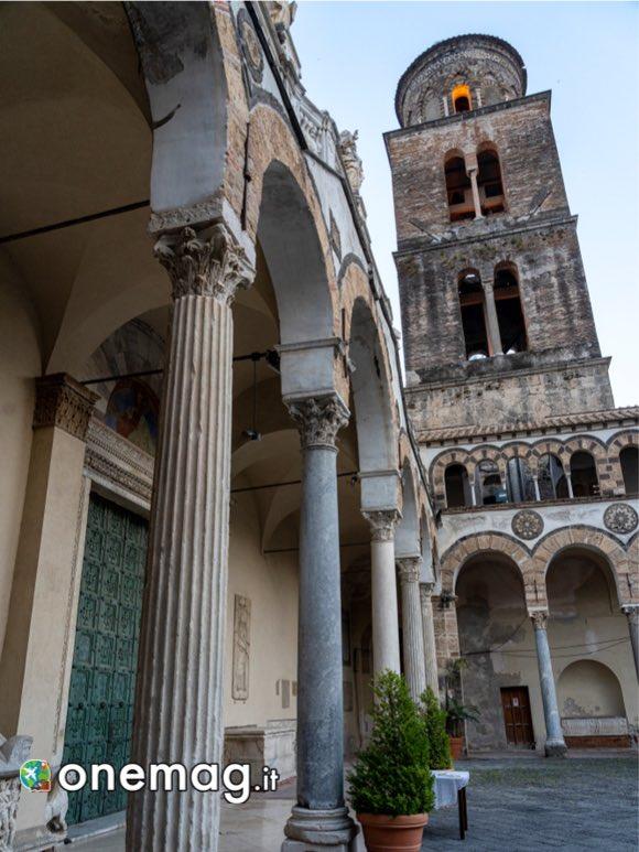 Torre del Duomo di Salerno - Guida turistica di Salerno