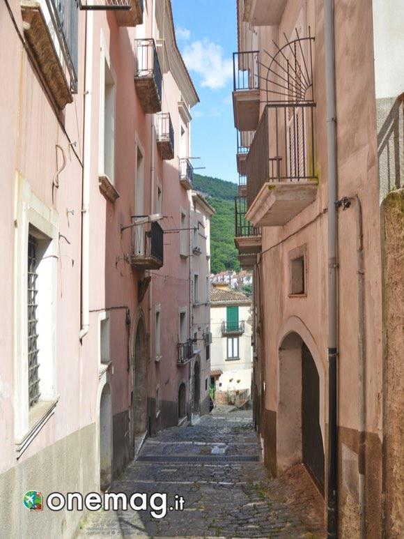 Vicolo a Salerno, guida turistica