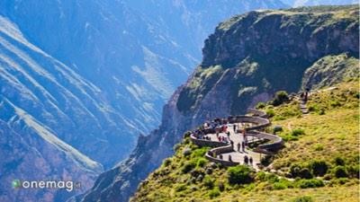 Canyon del Colca ad Arequipa
