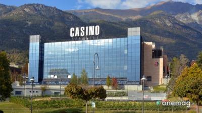 Casino de le Vallee, Saint-Vincent