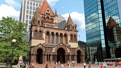 Cosa vedere a Boston, Chiesa della Trinità