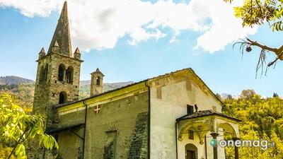 Cosa vedere a Saint-Vincent: Chiesa di San Maurizio di Moron