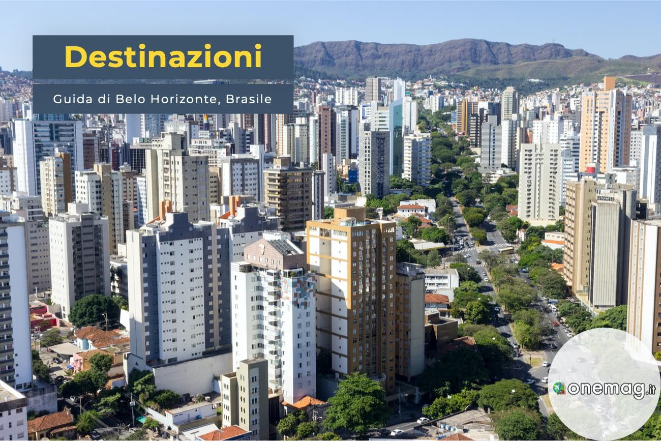 Guida di Belo Horizonte, Brasile