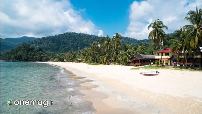 Cosa vedere in Malesia, l'Isola Tioman