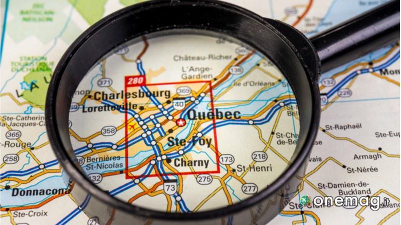 Quebec, mappa per i migliori Parchi Nazionali del Canada