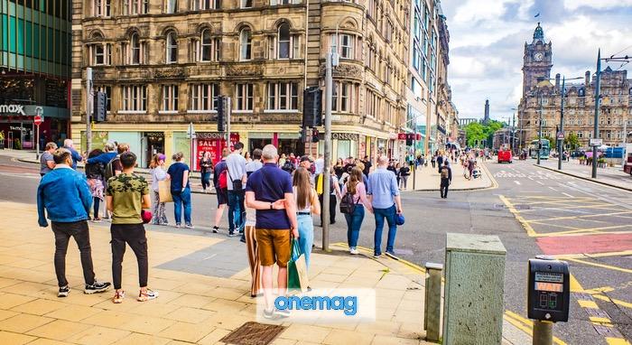 Shopping a Edimburgo