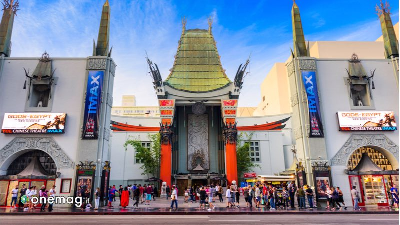 TCL Chinese Theatre, cosa vedere a Los Angeles