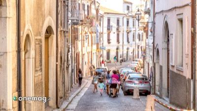 Cosa vedere ad Agnone, veduta centro storico