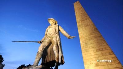 Cosa vedere a Boston, Bunker Hill Monument