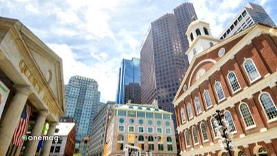 Cosa vedere a Boston, Faneuil Hall
