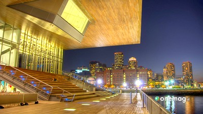 Cosa vedere a Boston, Istituto d'arte contemporanea