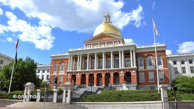 Cosa vedere a Boston, Massachusetts State House