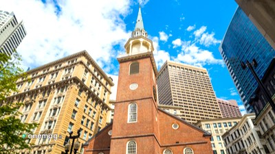 Cosa vedere a Boston, Old South Meeting House