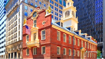 Cosa vedere a Boston, Old State House