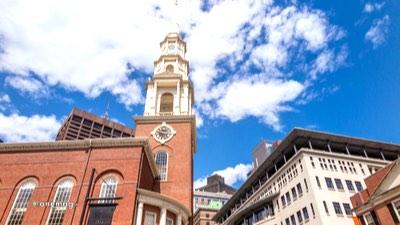Cosa vedere a Boston, Park Street Church