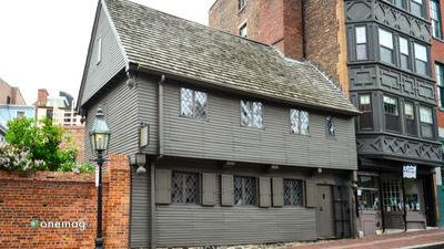 Cosa vedere a Boston, Paul Revere House