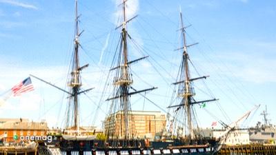 Cosa vedere a Boston, USS Constituion