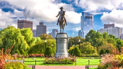 Cosa vedere a Boston, Boston Common