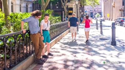 Cosa vedere a Boston, Boston Latin School