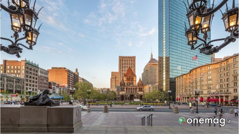 Cosa vedere a Boston: Copley Square