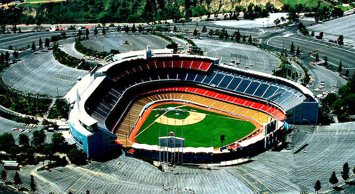 Cosa vedere a Los Angeles, Dodger Stadium