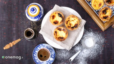 Pastéis de nata, gastronomia Lisbona