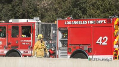 Los Angeles pompieri