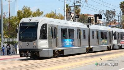 Metropolitana Argento di Los Angeles