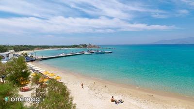 Spiaggia Mikri Vila, Naxos