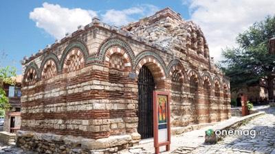 Cosa vedere a Nessebar, Chiesa dei Santi Arcangeli Michele e Gabriele