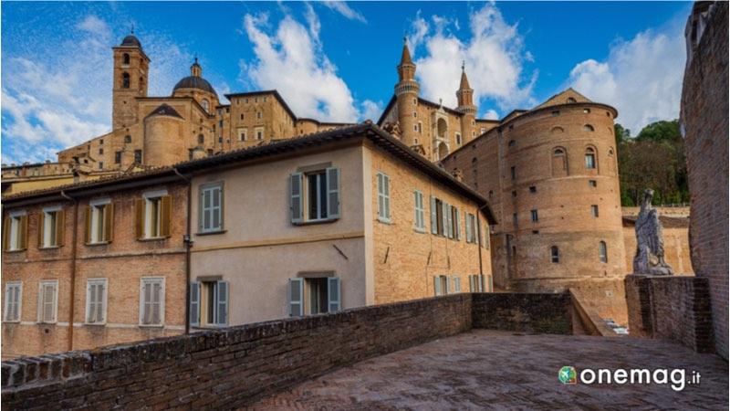 Palazzo Ducale, Urbino, guida turistica